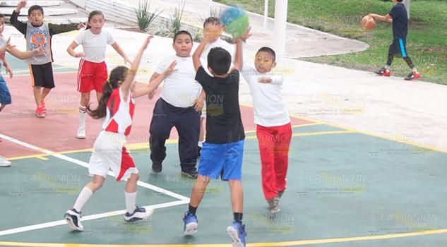 Sigue creciendo el baloncesto infantil