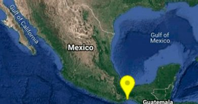 Sismo magnitud 4.0 despierta a habitantes de San Blas Atempa