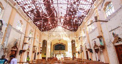 Sri Lanka sospecha que grupo terrorista estaría tras ataques del domingo
