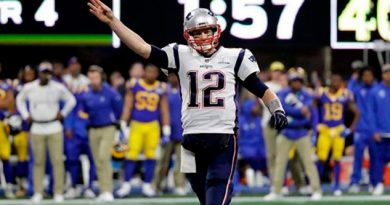 Tom Brady se retiró, de broma en su cuenta de Twitter