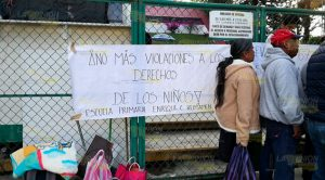 Toman la SEV, no quieren sistema bilingüe en su escuela
