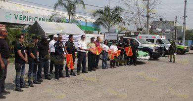 Tránsito y Seguridad Vial apoyará a vacacionistas en Poza Rica, Tihuatlán y Cazones