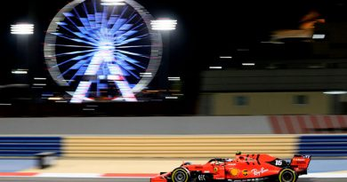 Un cortocircuito en el motor evitó la victoria de Leclerc