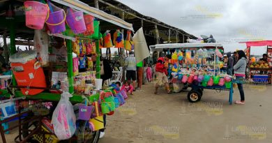 Vigilarán a vendedores en las playas de Tuxpan