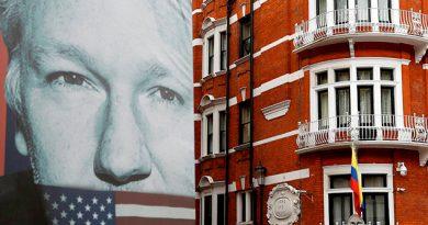 WikiLeaks denuncia que grupo de españoles espió a Assange en Embajada de Ecuador en Londres