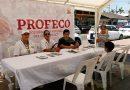 Atiende Profeco quejas de turistas en Tuxpan