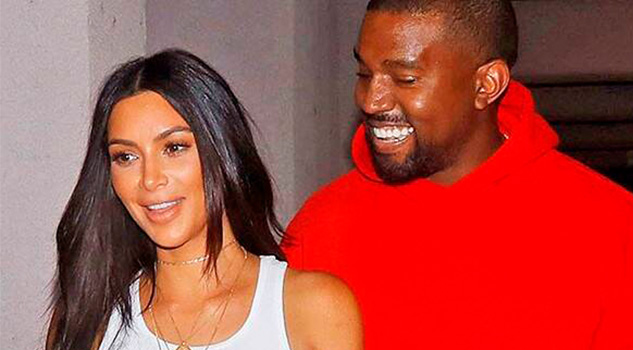 ¡Así nombraron Kim Kardashian y Kanye West a su bebé No. 4!