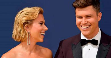 ¡Scarlett Johansson está comprometida!