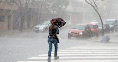 Después de los «calorones», prepárese para la temporada de lluvias que será «feroz»