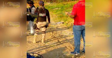 Lo encuentran muerto sobre la carretera Castillo de Teayo – La Guadalupe
