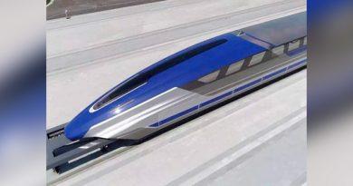 China tendrá tren bala flotante, alcanzará 600 km/h