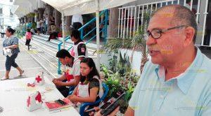 Baja recaudación en Tuxpan, pone en riesgo capacidad de respuesta de CR