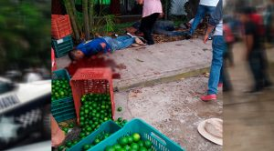 Balacera en Tuzamapan, localidad de Coatepec, Ver.; hay muertos y heridos