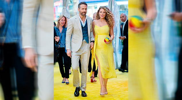 Blake Lively y Ryan Reynolds anuncian que están esperando su tercer hijo