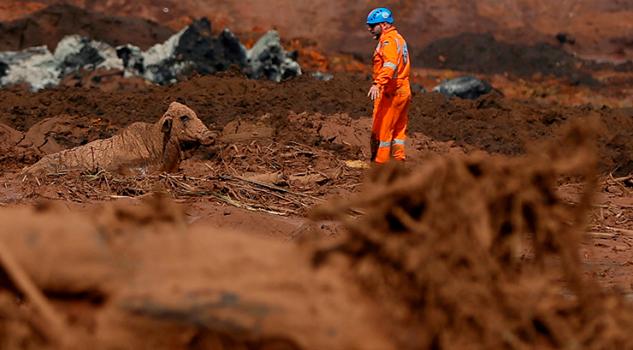 Brasil alerta sobre eventual colapso en otra represa de minera Vale