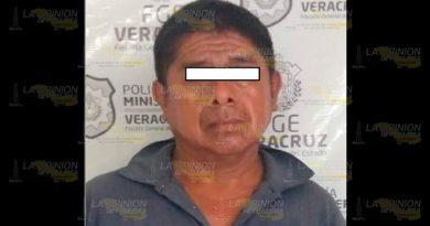 Cae presunto homicida de la localidad Cantarito