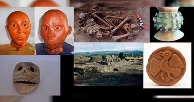 Cautivos de Tecoaque, aliados de Cortés, seleccionados para recrear mitos en sacrificios