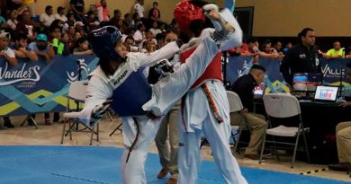 Cayeron tres bronces en combate de taekwondo para Veracruz