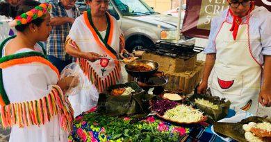 Celebran Festival Gastronómico en Poza Rica, una verdadera delicia