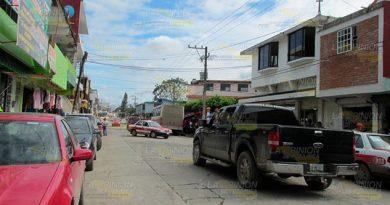 Cerrarán durante mes y medio avenida en Álamo por obras