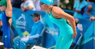 Cierra Veracruz con oro en natación de ON 2019