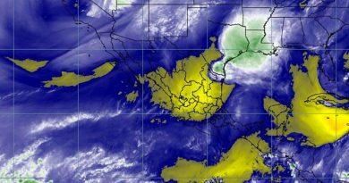 Clima 'loco' este 10 de mayo: lluvias, granizadas y mucho calor