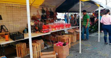 Comienzan las ventas en Tuxpan por el Día de la Madres
