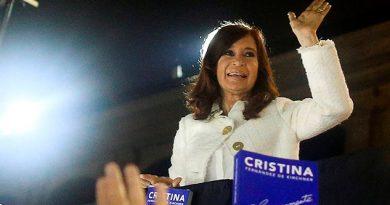Cristina Fernández se postula como candidata a vicepresidenta en Argentina