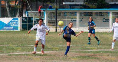 Cuatro finales femeniles Liga de Futbol Femenil Universitaria