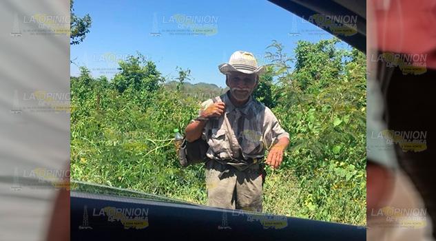 """Don Pedro """"El Presidente"""", reportado grave en el hospital del Totonacapan"""