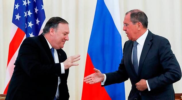 E.U.A. y Rusia buscan una nueva relación entre las viejas divergencias