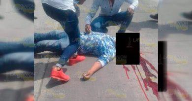 Ejecutan a secuestrador en el centro de Altotonga, Veracruz