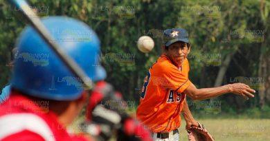 El Competidor dobla a La Ceiba en el beisbol de veteranos
