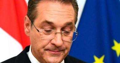 Escándalo de corrupción: dimite vicecanciller austriaco