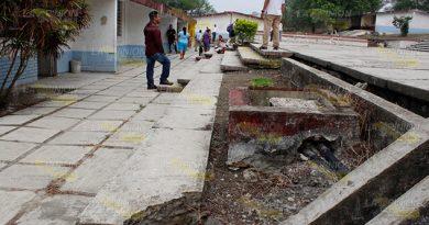 Escuelas en la periferia de Poza Rica, en total abandono