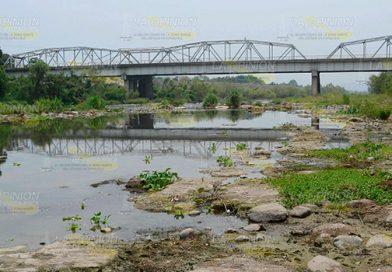 Estiaje afecta a 125 municipios de Veracruz