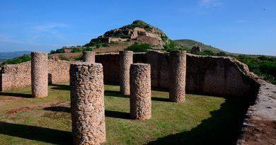 Evidencia de dos incendios, indica el abandono paulatino de La Quemada hace más de mil años