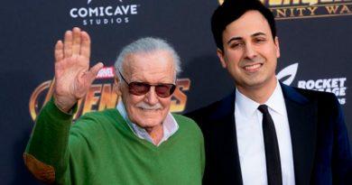 Ex manager de Stan Lee es detenido por robo y abuso