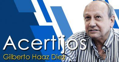 Acertijos Gilberto Haaz Diez
