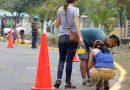 «Hermosean» avenidas en el Fraccionamiento Las Palmas en Poza Rica