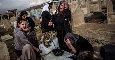 Holanda rechaza solicitudes de asilo de yazidíes