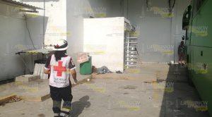 Hombre muere en andenes de central de autobuses en Tuxpan