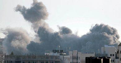 Israel y autoridades palestinas de Gaza acuerdan alto al fuego