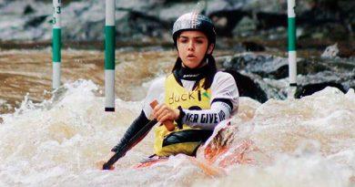 Kayakista veracruzana consigue boleto para los Juegos Panamericanos