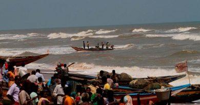 La India espera a Fani, el peor ciclón en 5 años