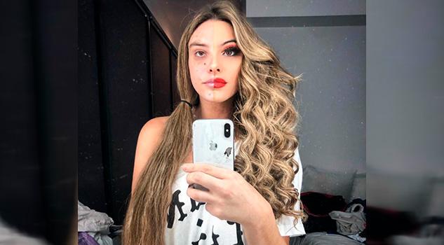 Lele Pons comparte su foto más impactante de un antes y después del maquillaje