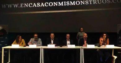 """¡Lista la exposición """"En casa con mis monstruos"""" de Guillermo del Toro!"""