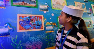 Llama Semar a participar en Concurso, El Niño y La Mar en Tuxpan