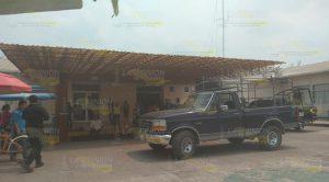 Llega muerto jornalero al Hospital del Totonacapan