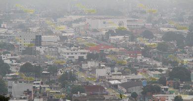 Mala calidad del aire en Poza Rica, sigue